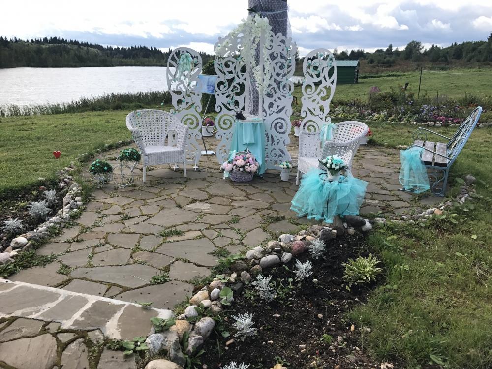 """Оформление свадьбы """"Счастье для двоих"""" - 1"""